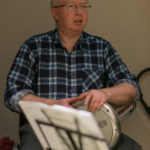 Mike is playing Durboka