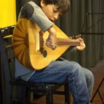Young Man with Oud